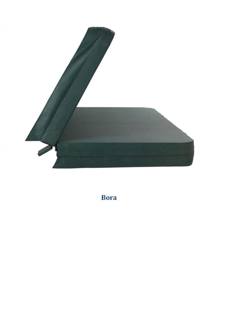 Bora 5''x 4'' Prix 650,00$